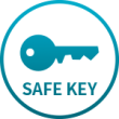 Características do MultiShape - Safe Key